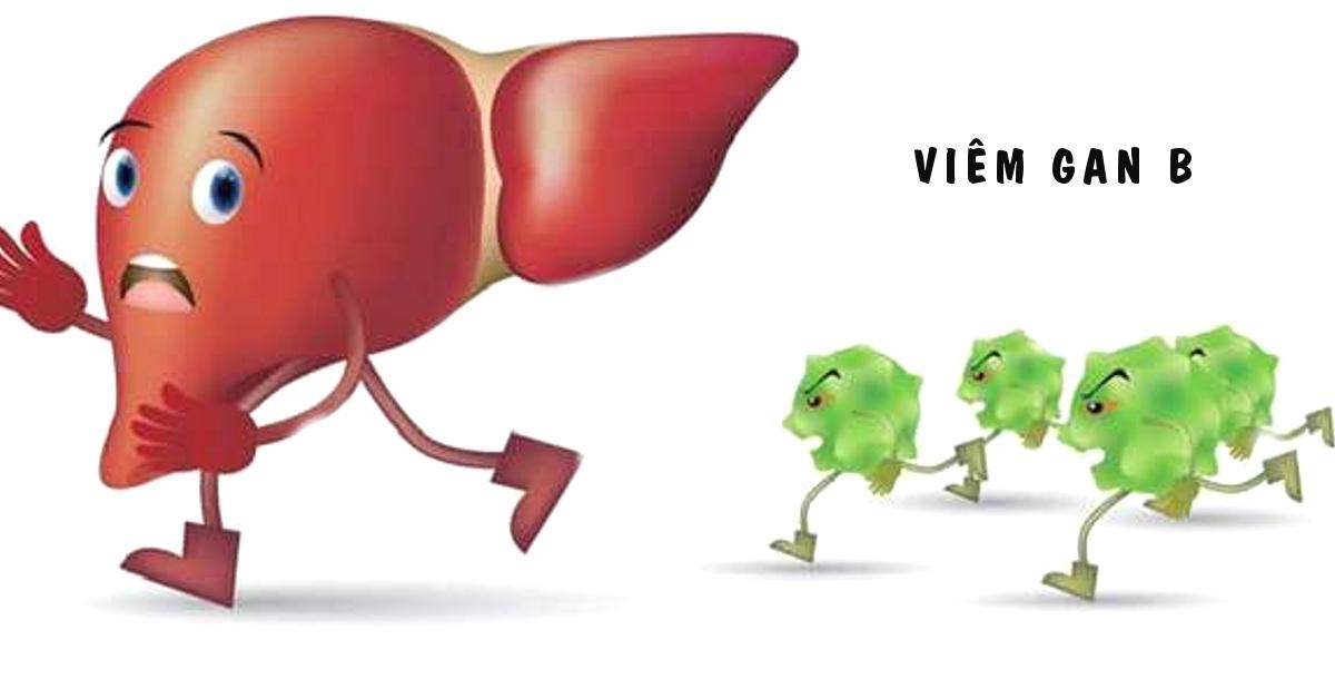Nguyên nhân gây bệnh viên gan B