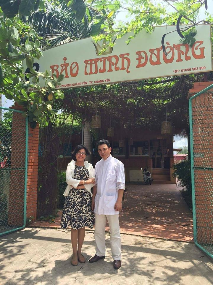 Chữa viêm gan b tại Quảng Ninh